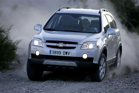Chevrolet Captiva Picture by 2007 Chevrolet Captiva Picture 158807 Car Review Top
