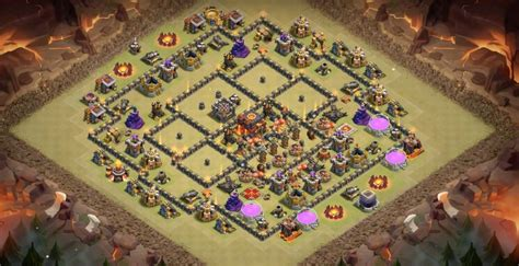 3 th10 layouts with 2 17 farming war base layouts th7 to th11 for august 2016 3 th