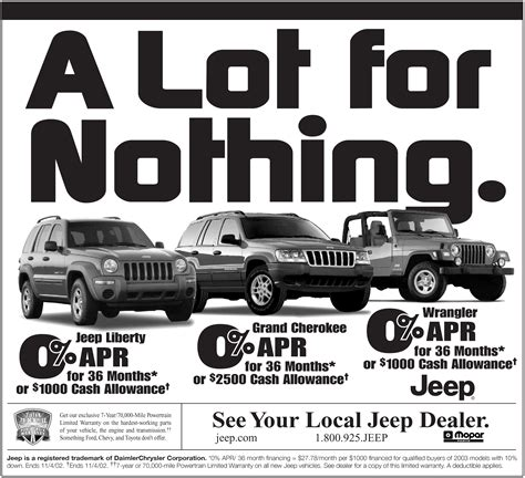 jeep ads 2017 jeep net top the concentrium chrysler jeep newspaper ads