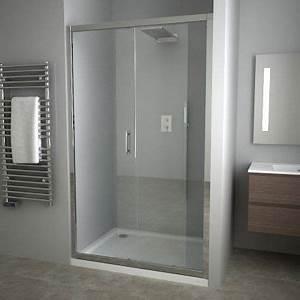 30 best salle de bain images on pinterest With porte de douche coulissante avec plan vasque salle de bain 100 cm