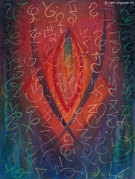 light language art irene ingalls light language art