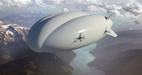 Blimps are back: Giant airship goes on sale - Innovation - GCR