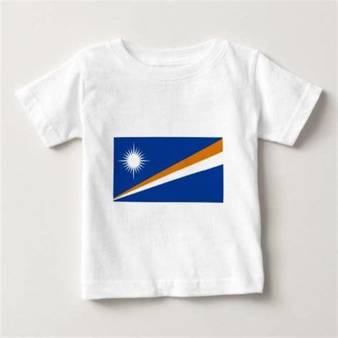 Marshall Islands Flag Baby T-Shirt | Marshall islands flag ...