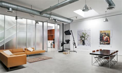 bureau retractable artist loft