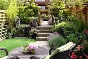 Kleiner Baum Garten : kleinen garten gestalten gartenideen von dr garten ~ Lizthompson.info Haus und Dekorationen