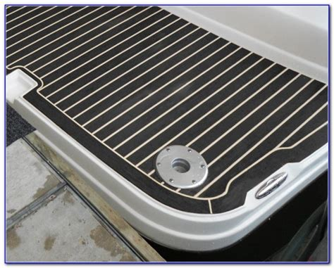 Boat Decking Material by Non Skid Boat Flooring Flooring Home Decorating Ideas