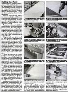 Classic Corner Cabinet Plans • WoodArchivist