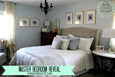 Bedroom Makeovers : Master Bedroom Makeover (neutral, Yet Beautiful