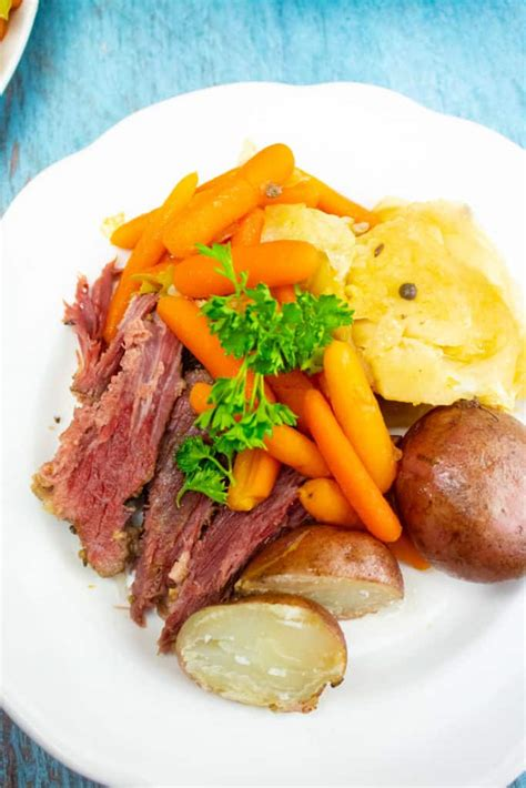 Select sauté setting on a programmable pressure multicooker (such as an instant pot; Instant Pot Corned Beef and Cabbage - A Pressure Cooker