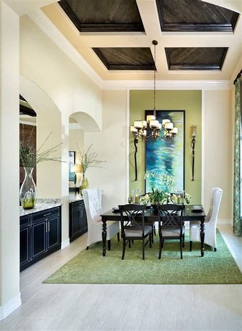 10 easy ways to make a low ceiling look higher paint