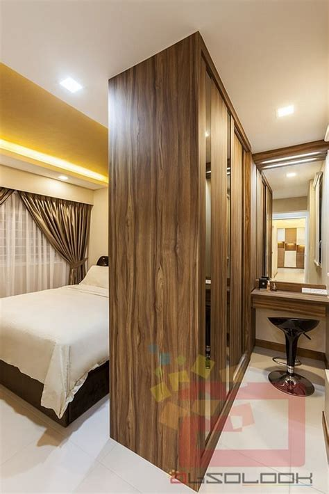 Small Master Bedroom Design Singapore by Hdb 4 Room Bto Yishun Greenwalk Interior Design