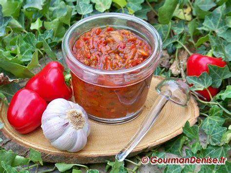 cuisiner l ail confiture de poivrons à l ail de lautrec et au poivre