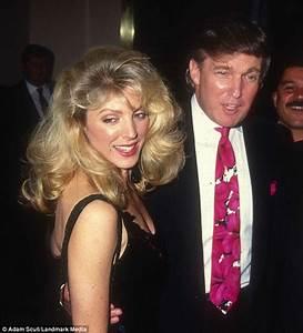 Donald Trump's ex-wife Marla Maples confesses she still ...