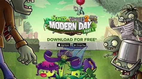 plants vs zombies modern plants vs zombies 2 modern day part 1 dev diary