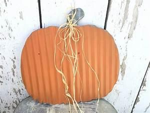 Corrugated, Pumpkin