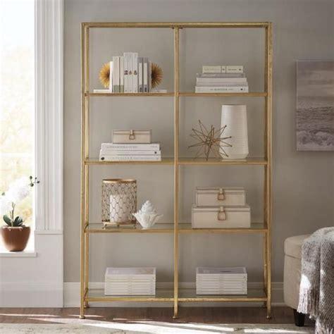 home decorators collection   gold leaf metal