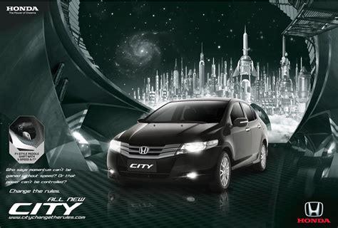 Honda Print Advert By Dentsu