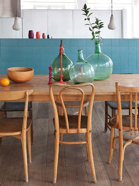 chaise pour salle a manger 5 idées pour vous convaincre de dépareiller vos chaises