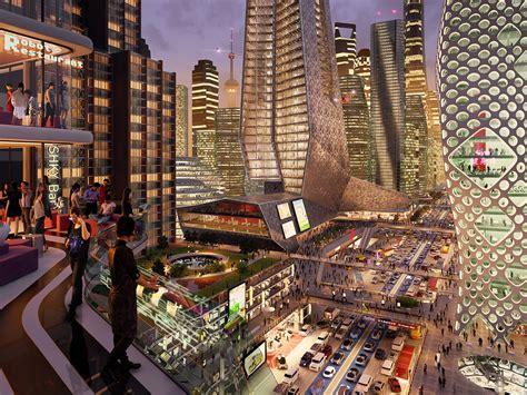 Daimler - Future Urban Scenarios - xoio
