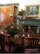 Beautiful Colonial Style Interior Like This Primitive Place Beautiful Colonial Style Dining Room More