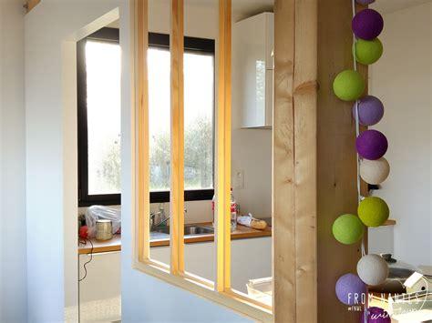comment faire une separation de diy une verri 232 re style atelier pas ch 232 re pour s 233 parer cuisine et salon