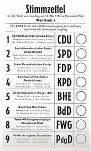 Landtagswahl In Rheinland