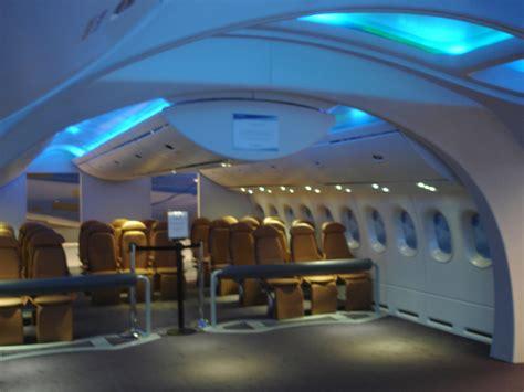 jet airline boeing  interiors