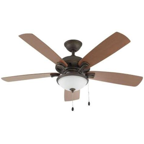 Home Decorators Collection Ceiling Fan by Home Decorators Collection Lake 52 In Indoor
