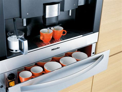 From the choice of the perfect bean to the easy maintenance of the machine. Miele CVA4070SS 24 Inch Whole Bean/Ground Built-In Coffee ...