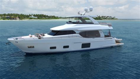 Sale Of Four Ocean Alexander 70e Yachts Before World
