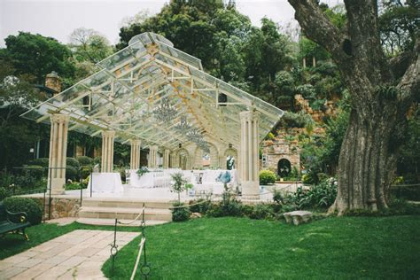 garden outdoor wedding venues  gauteng whats