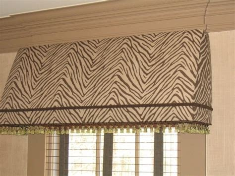 awning curtain with crown molding sweet shoppe
