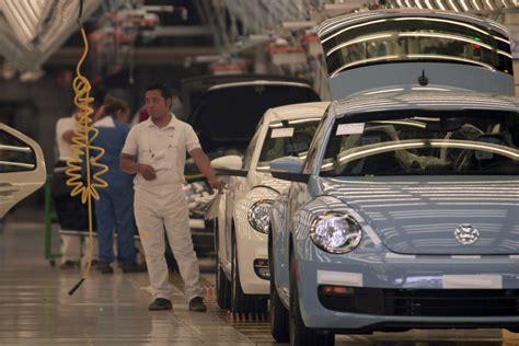 volkswagen puebla volkswagen puebla principal productora de autos en
