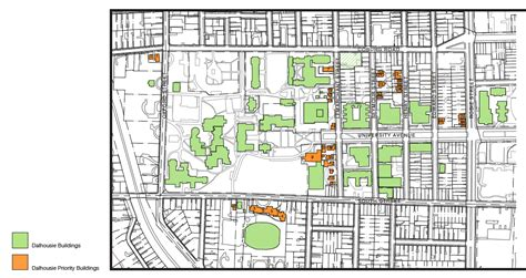 Dalhousies Campus Master Plan A Mixed Bag Spacing Atlantic