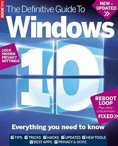 Definitive Guide To Windows 10 Magazine  Digital