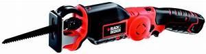 Scie Sabre Black Et Decker : black decker hpl10rsk qw scie sabre sans fil 10 8 v 1 3 ~ Dailycaller-alerts.com Idées de Décoration