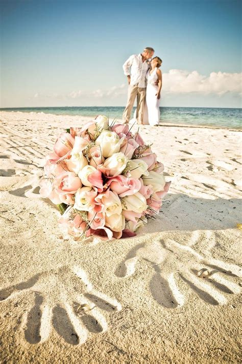 beach weddings images  pinterest dream