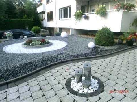 Moderne Vorgärten Mit Kies by Vorgarten Modern Kies Die Besten Kies Garten Ideen Auf