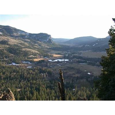 Pagosa Springs CO : Wolf Creek Pass Western Slope near