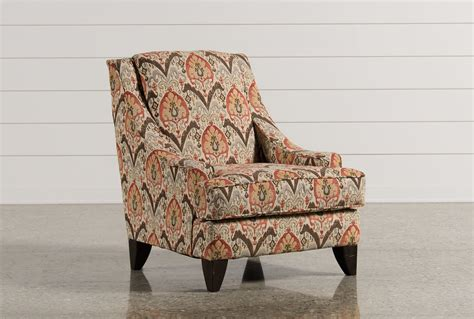 thompson accent chair living spaces