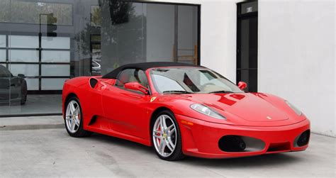 2008 Ferrari F430 Spider F1 Stock # 160553 For Sale Near