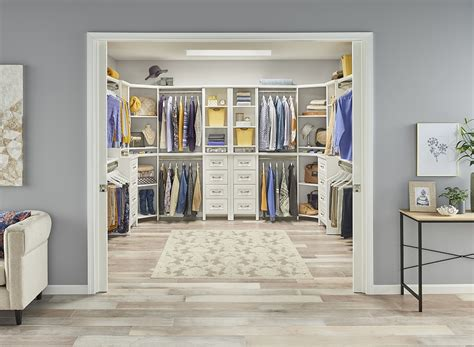Closetmaid Impressions - create customize your storage organization impressions