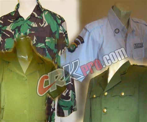 pakaian dinas baju seragam pdh pdl pdu safari