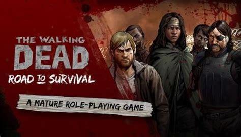walking dead road  survival guide  leveling