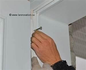 exceptionnel comment poser une porte d entree 1 comment With comment installer une porte d entree