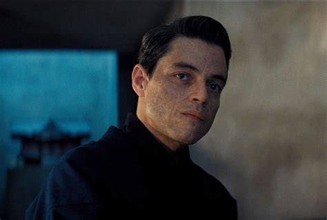 New 'No Time to Die' Featurette Introduces Rami Malek's ...