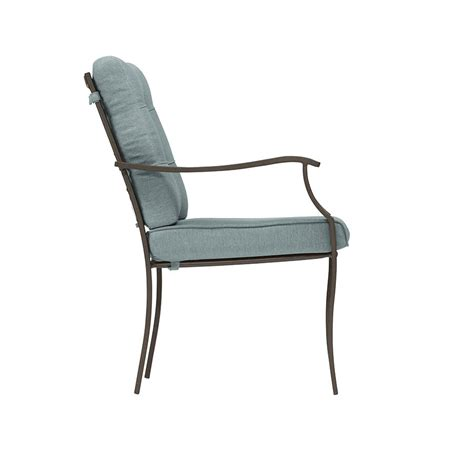 crboger brown patio chairs shop garden treasures