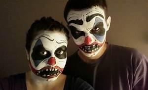 Déguisement Halloween Qui Fait Peur : maquillage clown femme qui fait peur ~ Dallasstarsshop.com Idées de Décoration