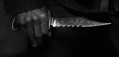 Knife Demon Gifs Supernatural Kookmin Fangs Sweet