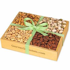 Roasted Nuts Gift Crate by GourmetGiftBaskets